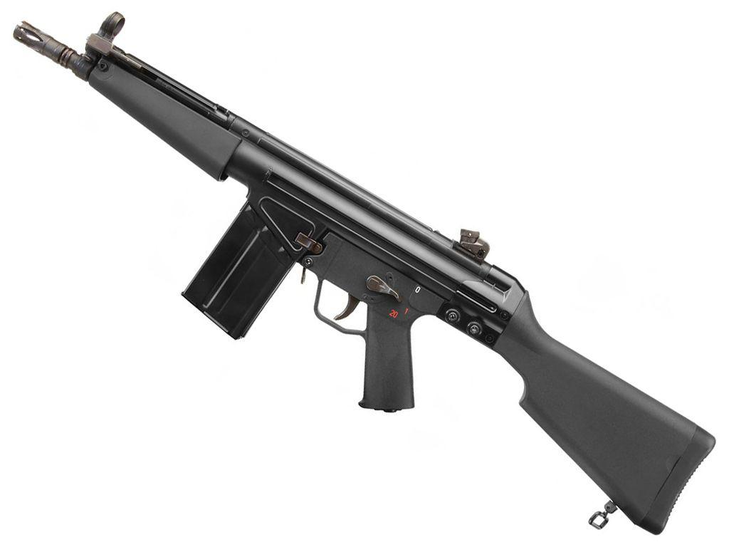 G&G Top Tech Airsoft FS51-Fixed Stock Rifle