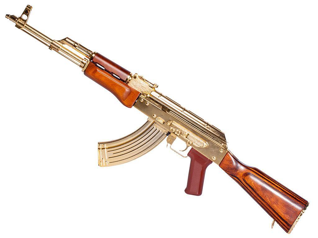G&G Gold GKM AEG Blowback Airsoft Rifle