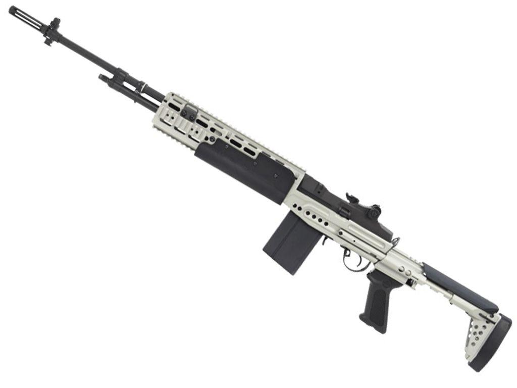 G&G GR14 EBR Long AEG NBB Airsoft Rifle