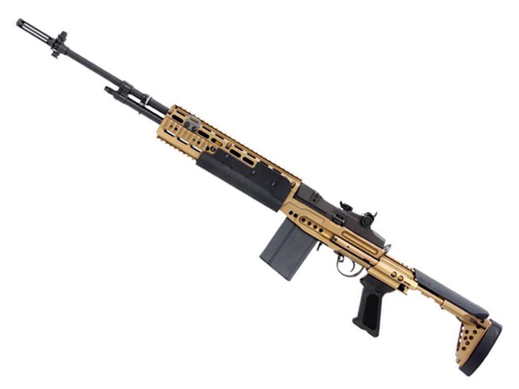 G&G M14 EBR/HBA Long AEG NBB Airsoft Rifle