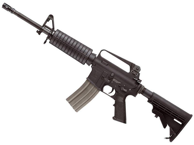 G&G TR16 A2 Carbine AEG Blowback Airsoft Rifle
