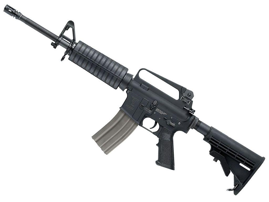 G&G TR16 A2 Carbine AEG Blowback Airsoft Rifle