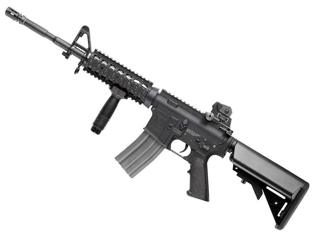 G&G TR16 R4 Commando AEG Blowback Airsoft Rifle