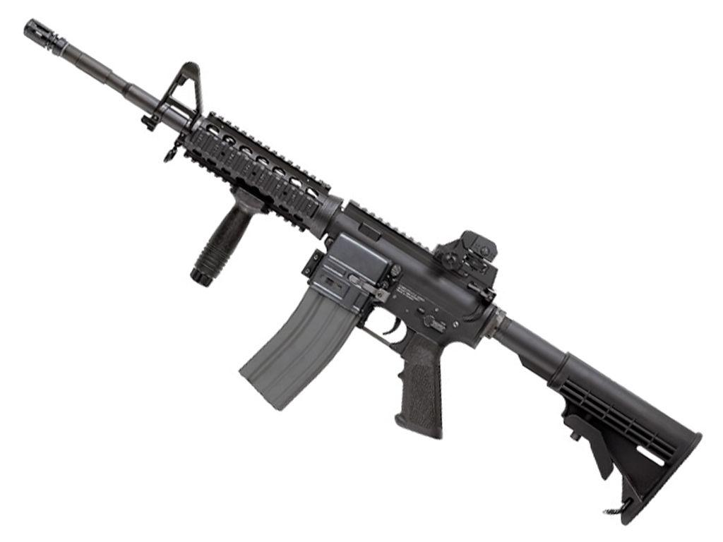 G&G TR16 R4 Carbine AEG Blowback Airsoft Rifle