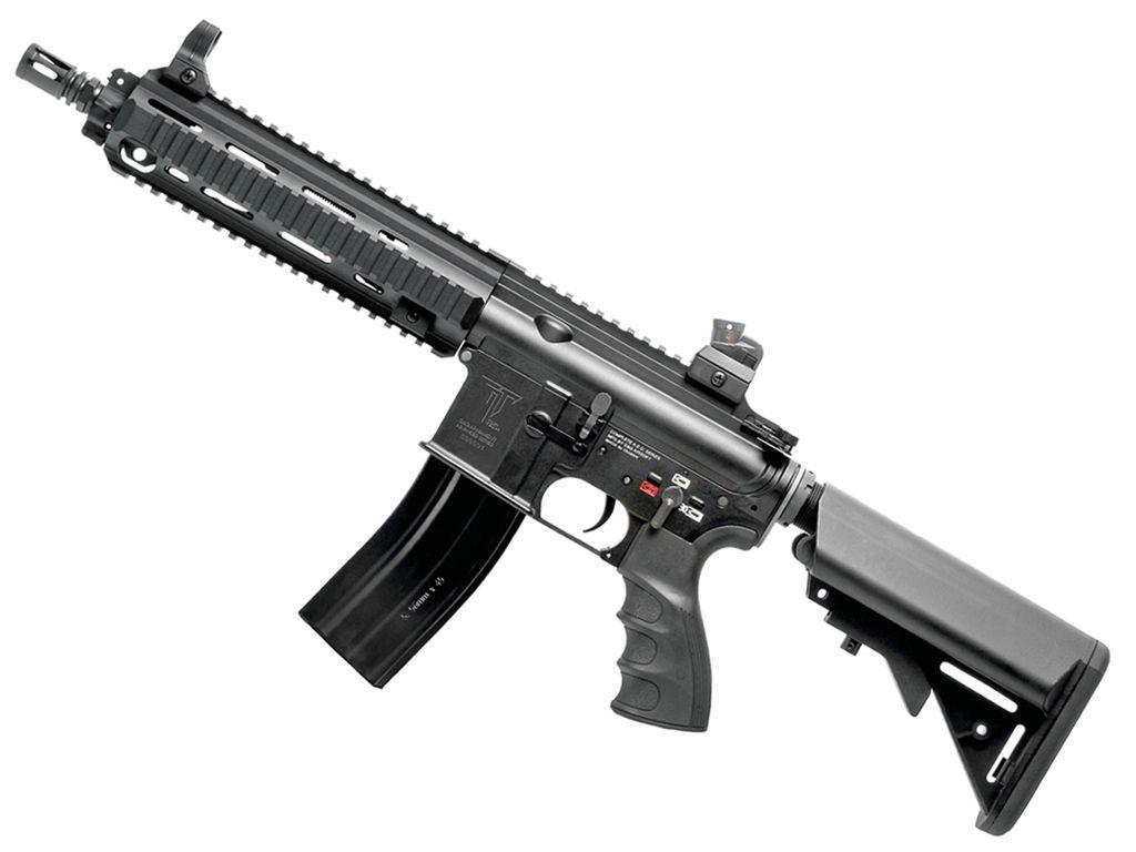 G&G Top Tech TR4-18 Light Blowback AEG Airsoft Rifle
