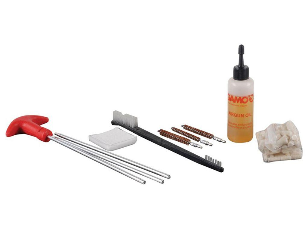 Gamo .177/.22/.25 Air Gun Cleaning Kit