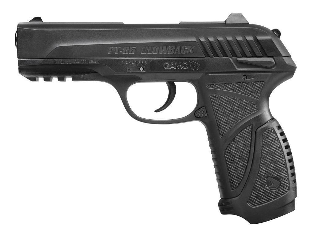 Gamo PT-85 CO2 Blowback Pellet Pistol