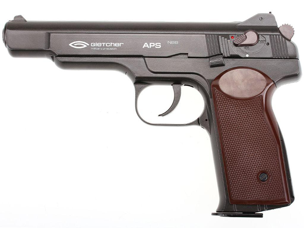 Gletcher APS CO2 NBB Steel BB gun