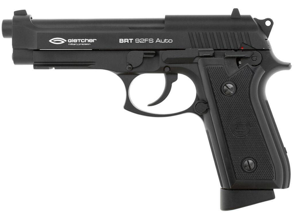 Gletcher M92 CO2 Blowback 4.5 Mm Pistol