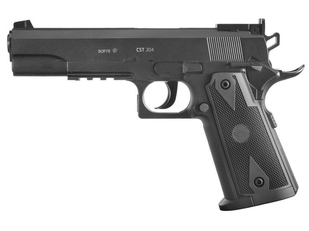 Gletcher CST 304 CO2 NBB Steel BB Pistol