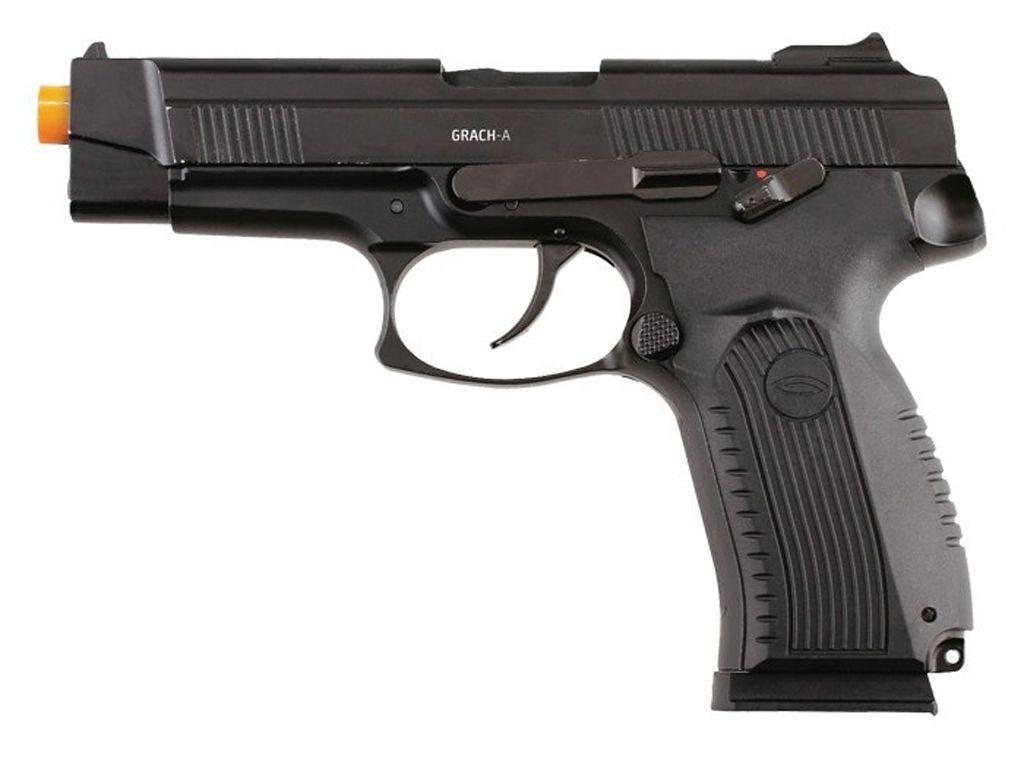Gletcher  GRACH-A CO2 NBB Airsoft Pistol