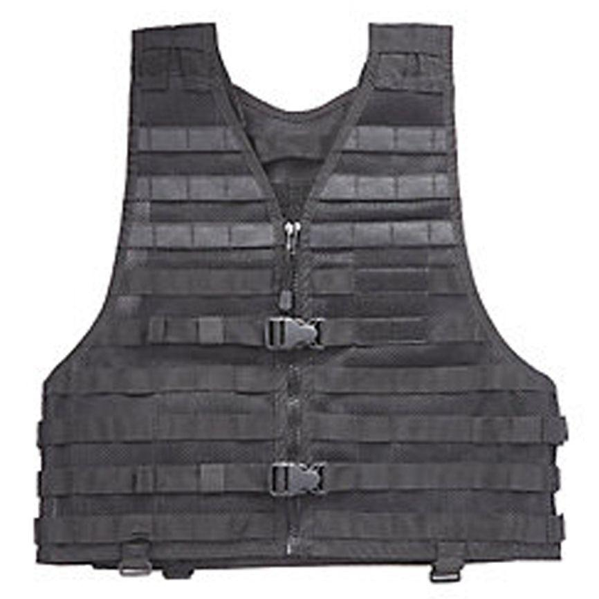 Tactical LBE Black Vest