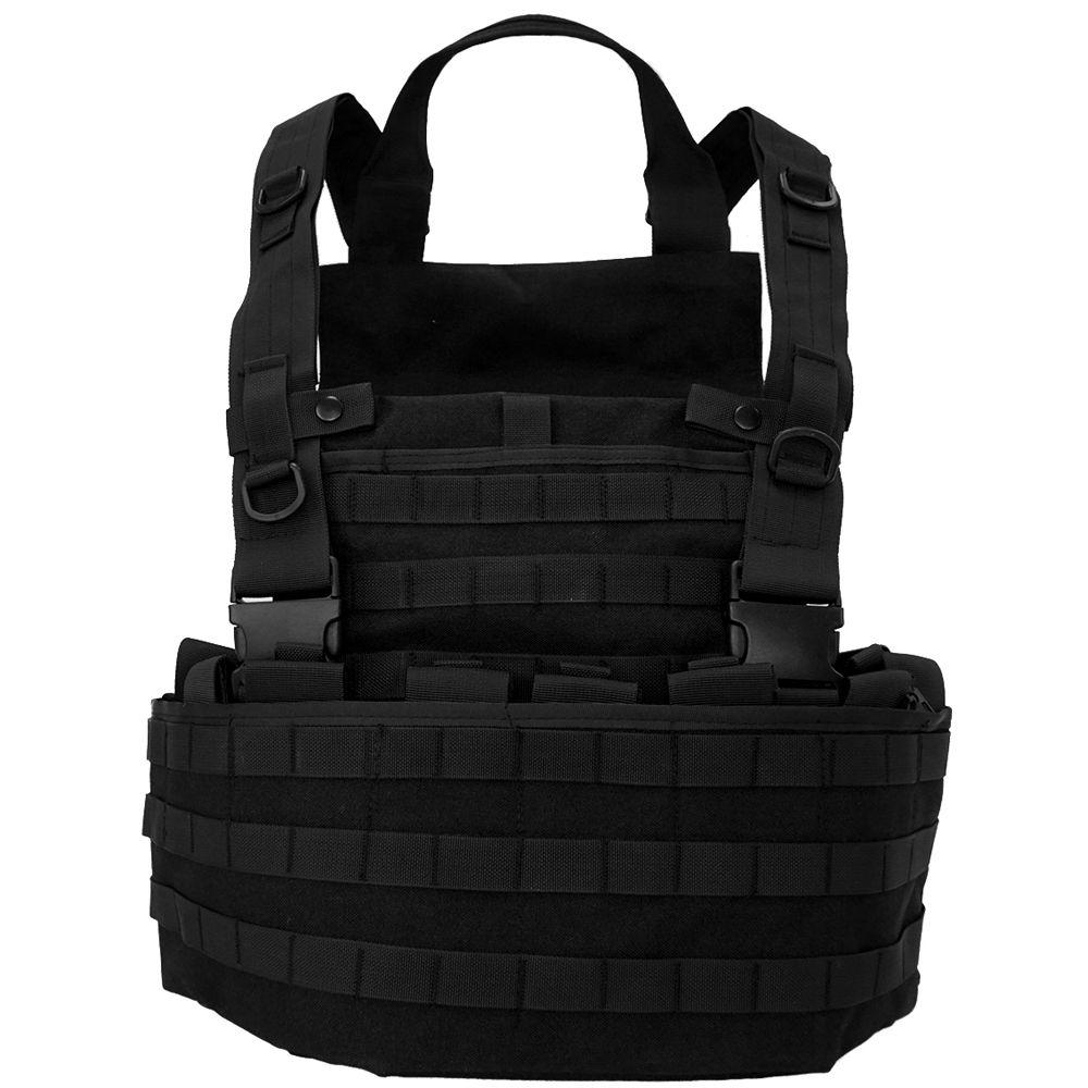MOLLE Tactical Chest Rig Vest
