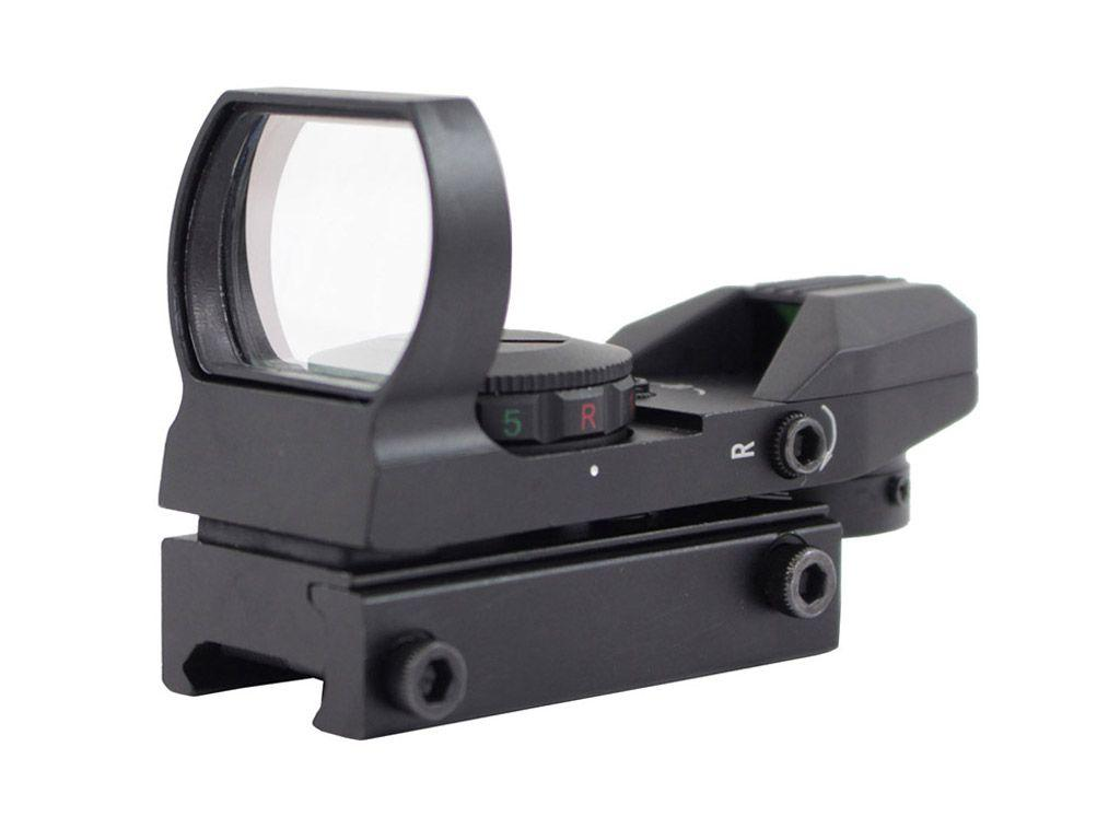 Tactical Reflex Red Dot Scope
