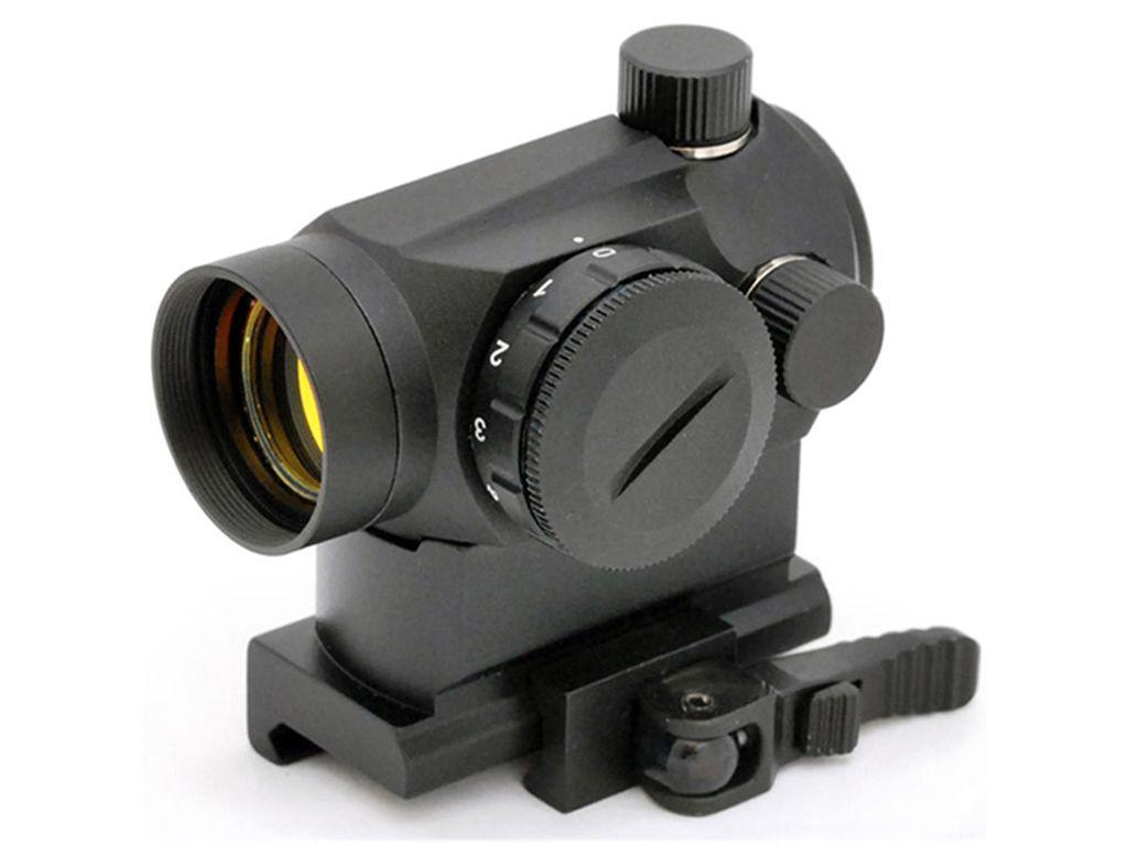 Mini Red/Green Dot Sight With QD