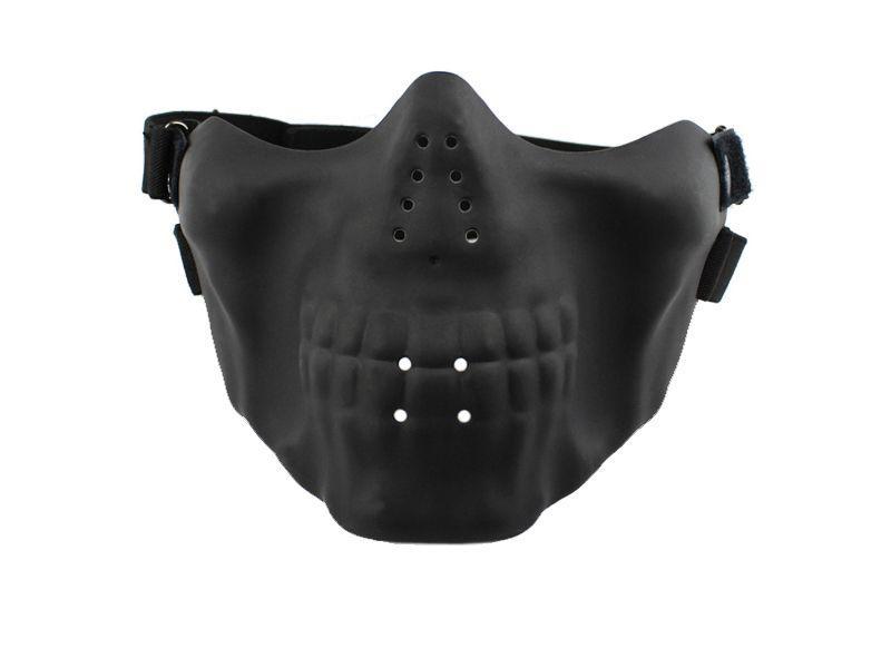 Skull Half Face Mask