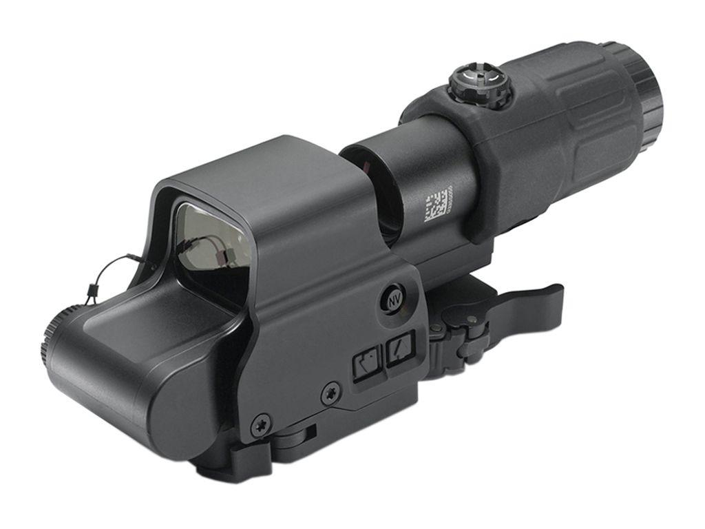EOTech Style 558 Holographic Hybrid Sight and G33 Magnifier