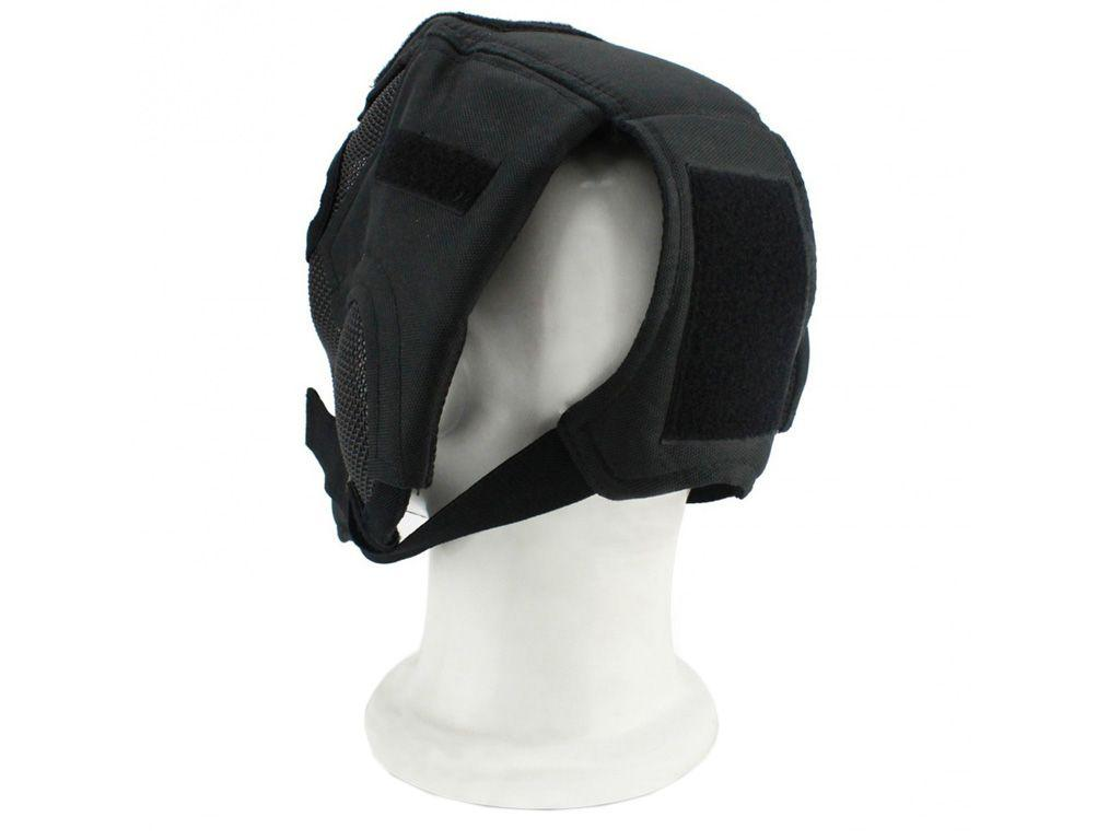 Steel Mesh Airsoft Full Face Mask