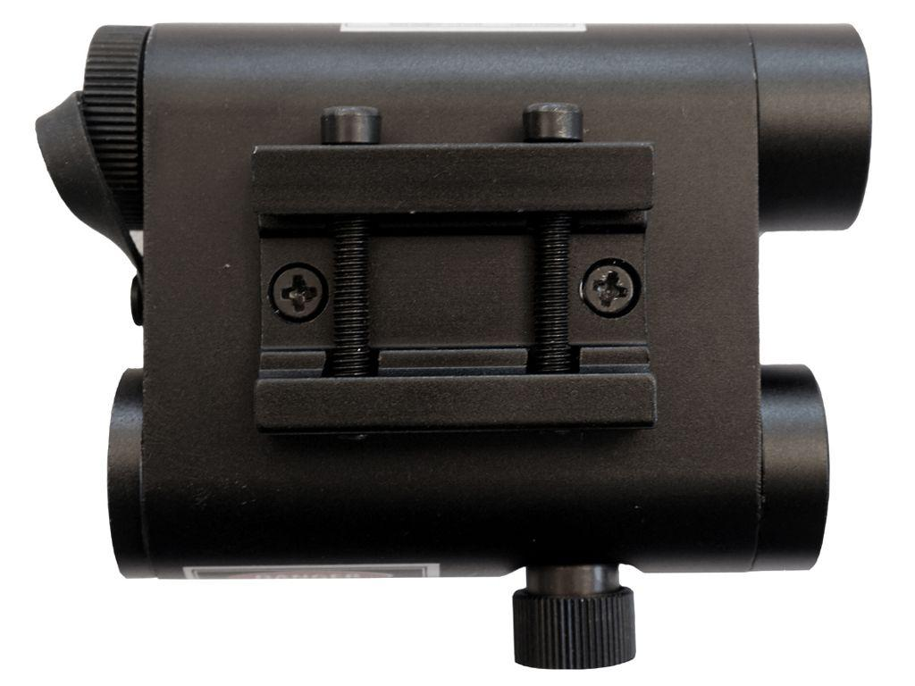 Green Laser And LED Sight