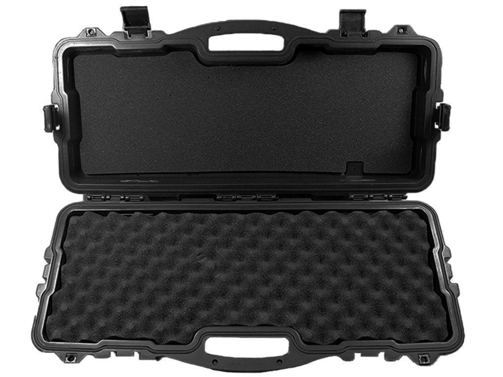 Tactical Black Rifle Case