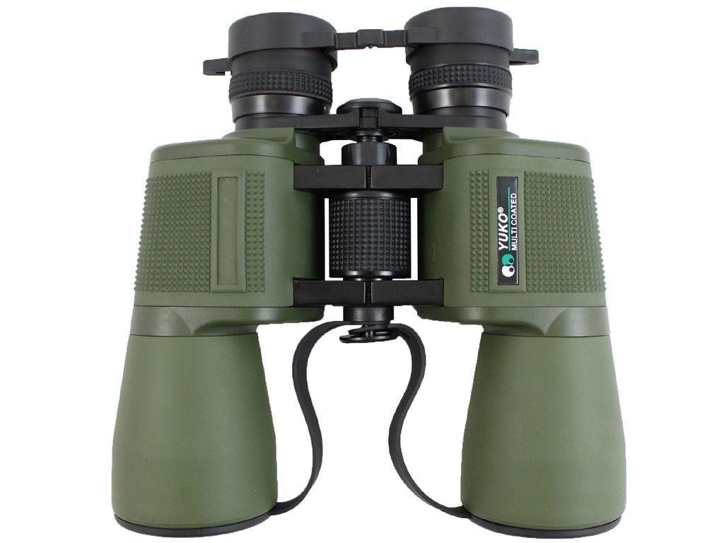 Backyard Birder 15x50 Green Binoculars