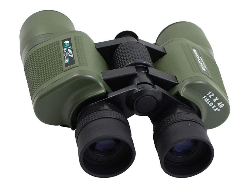 Backyard Birder 12x40 Green Binoculars