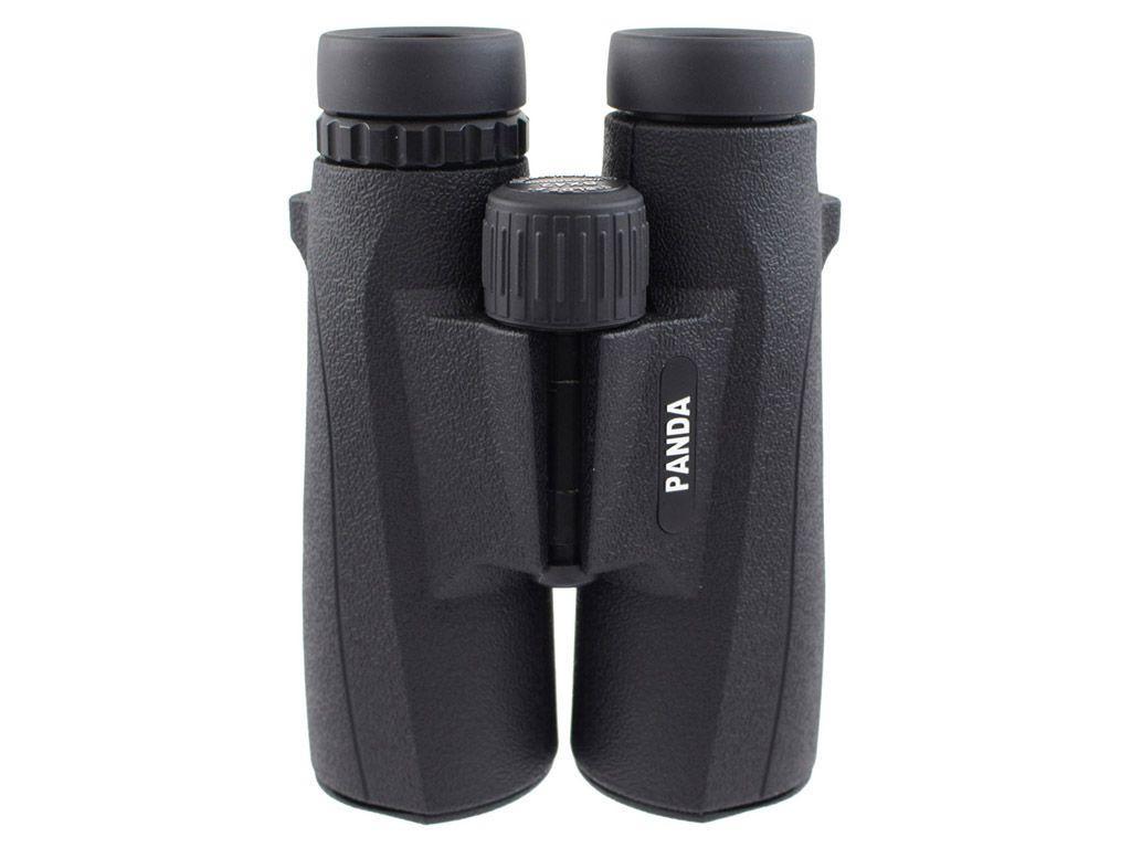 8x42 Black Binoculars