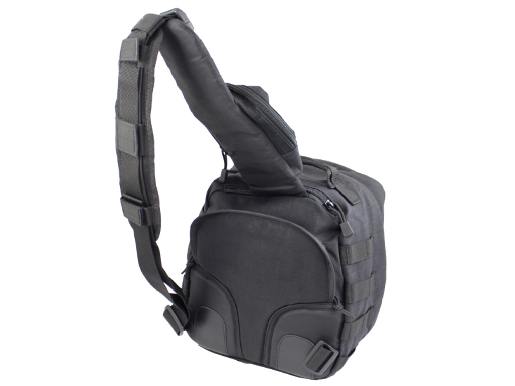 Military Tactical Single Strap Sling Pack