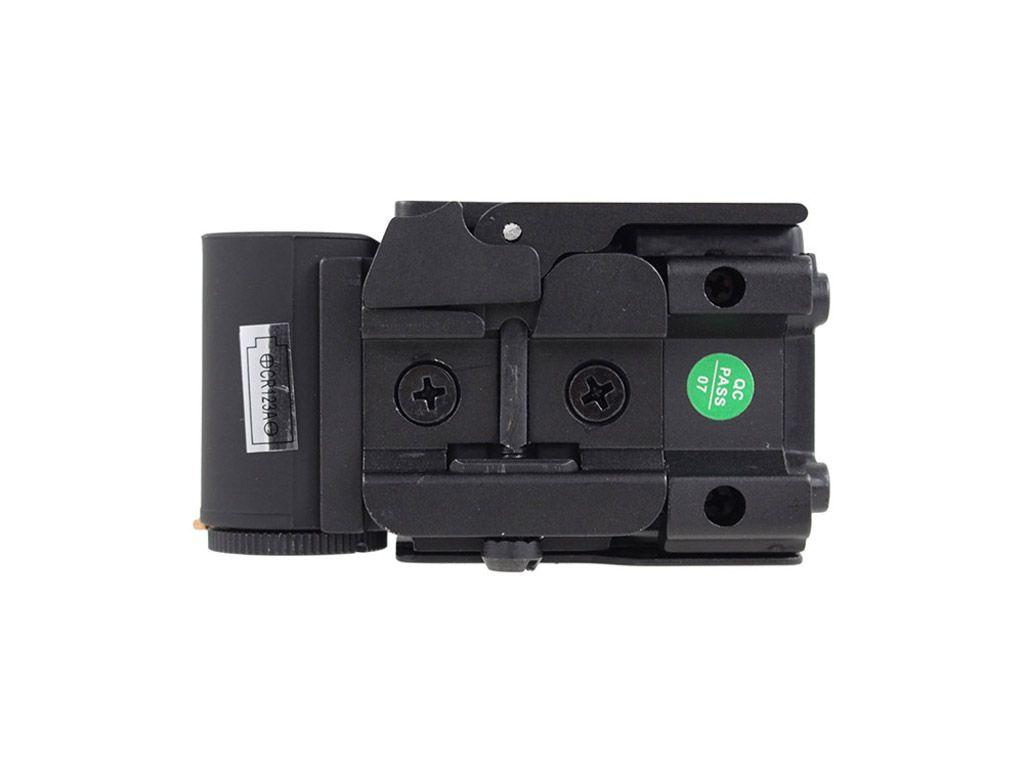 558 Style Red Dot Graphic Holosight
