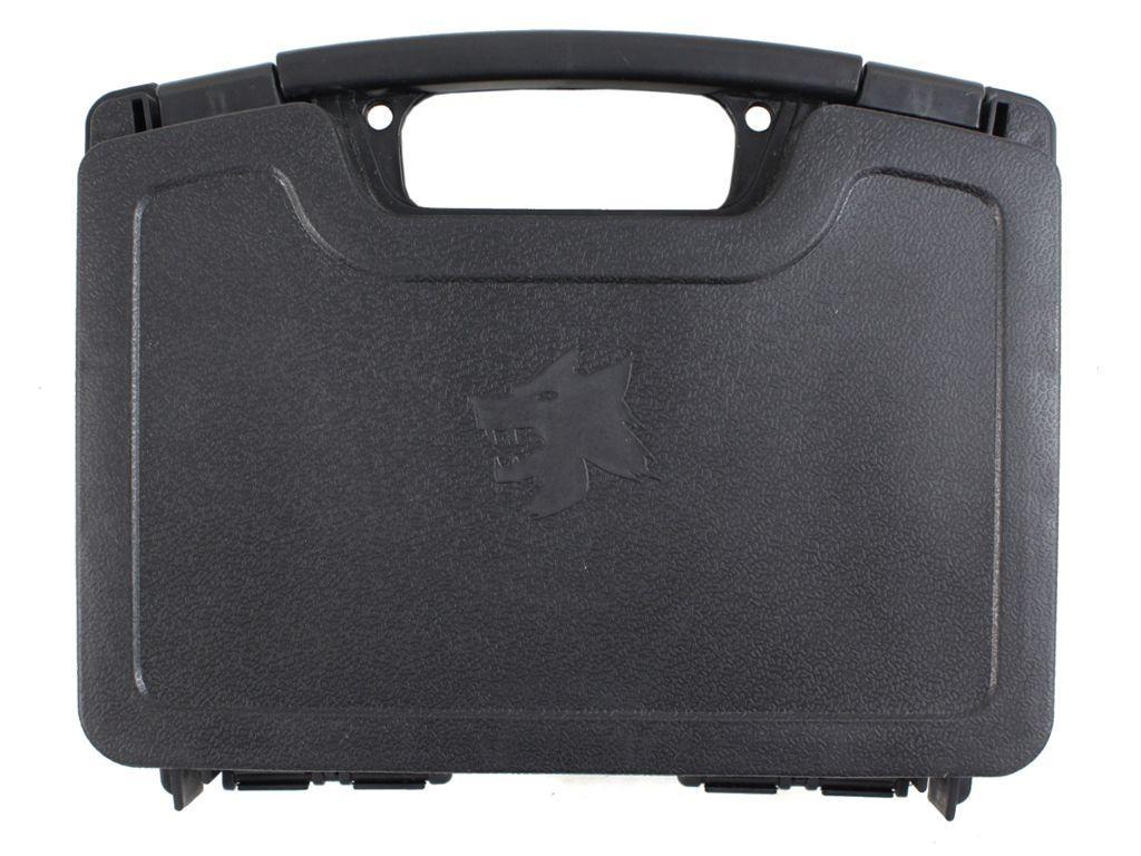 Hardshell 10 Inch Gun Case