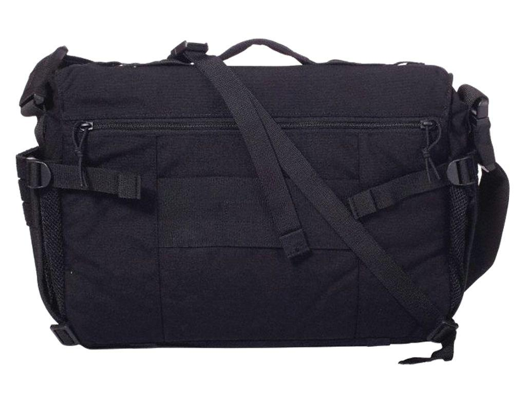 24 Hour Tactical MOLLE Messenger Bag