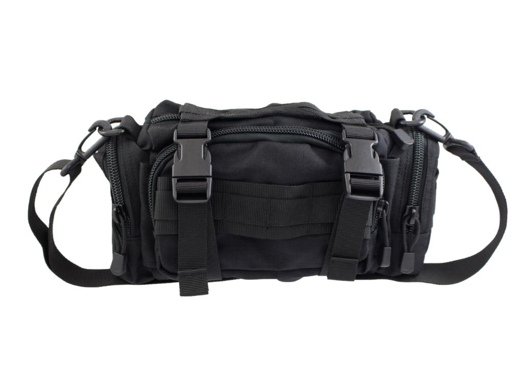 Tactical MOLLE Deployment Shoulder Bag