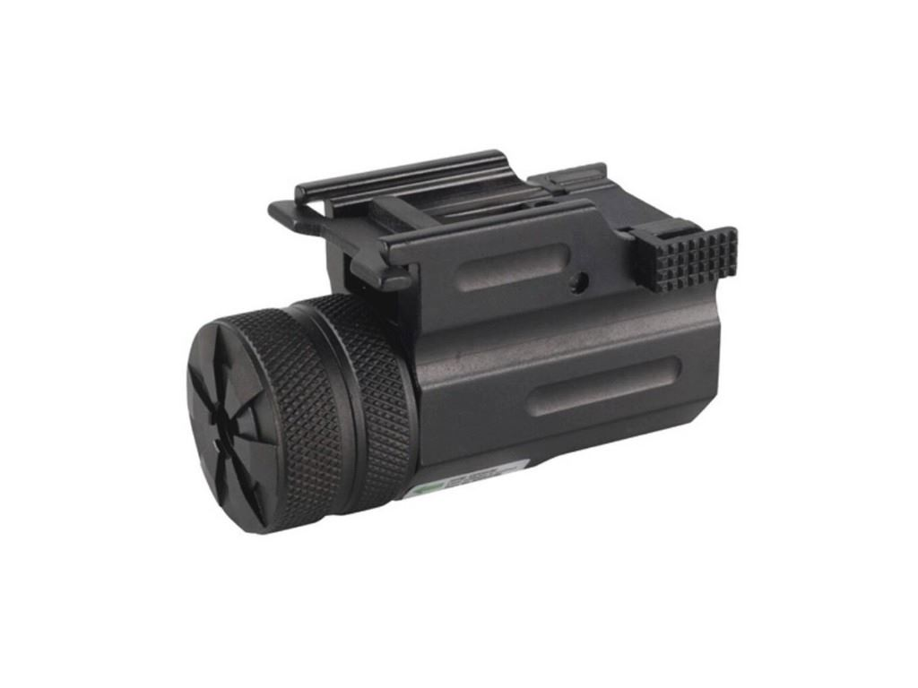Tactical Compact Laser With Quick Release Weaver Mount