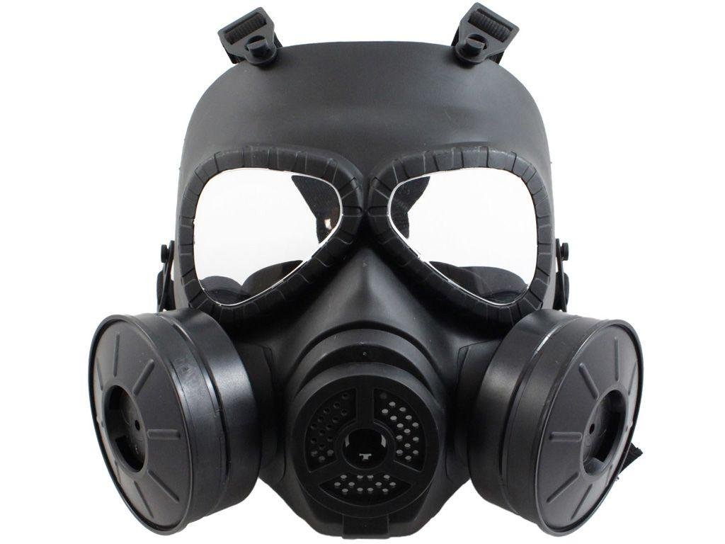 Gear Stock Airsoft Fan Gas Mask