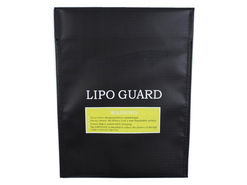 Gear Stock LiPO Guard Battery Bag