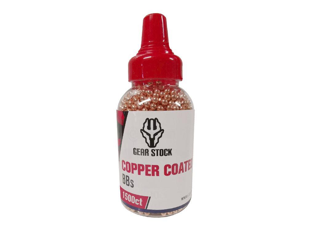 Gear Stock Copper Steel 4.5mm BBs