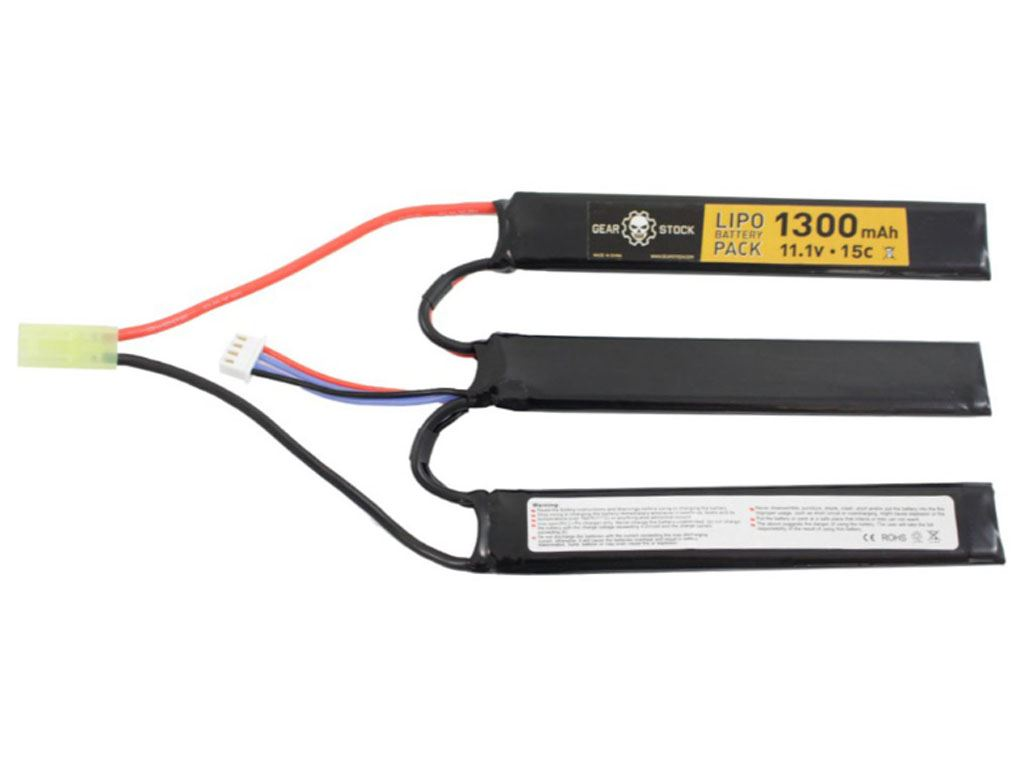 Tamiya Connector LIPO Battery 1300mAh