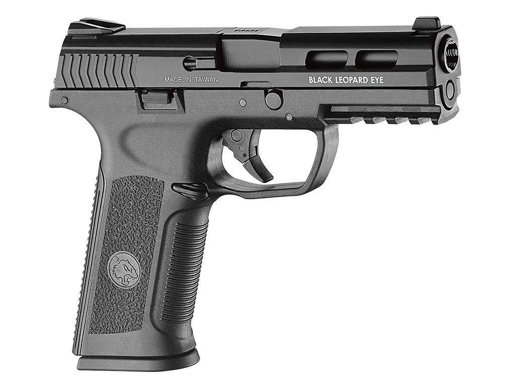 ICS BLE XAE GBB Pistol with Extended Barrel