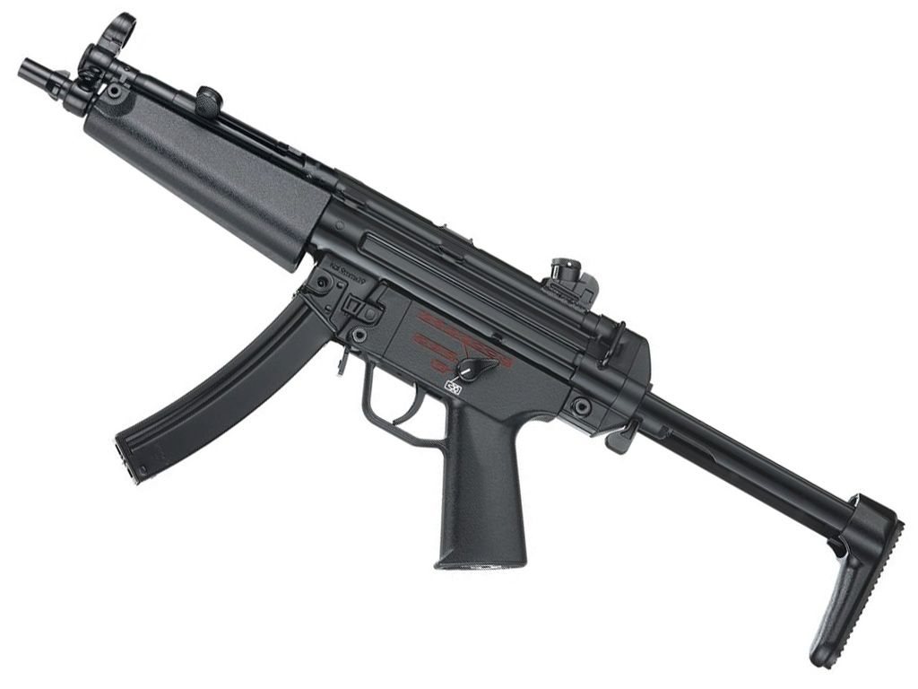 CES-P A5 S3 Retractable Stock- Airsoft Rifle