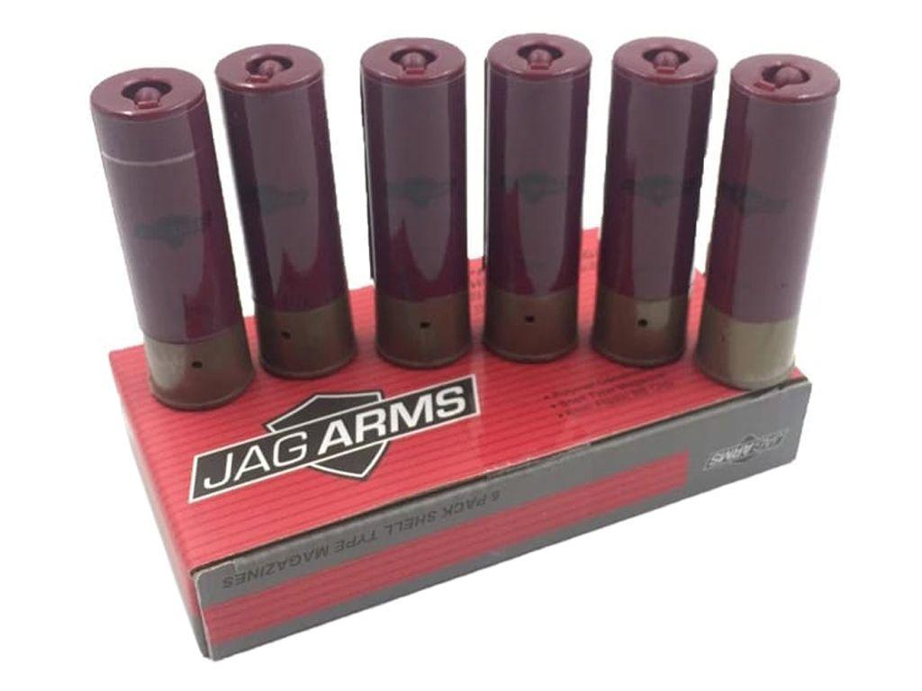 JAG Arms SG 6pc Shell Type Magazine for Scattergun
