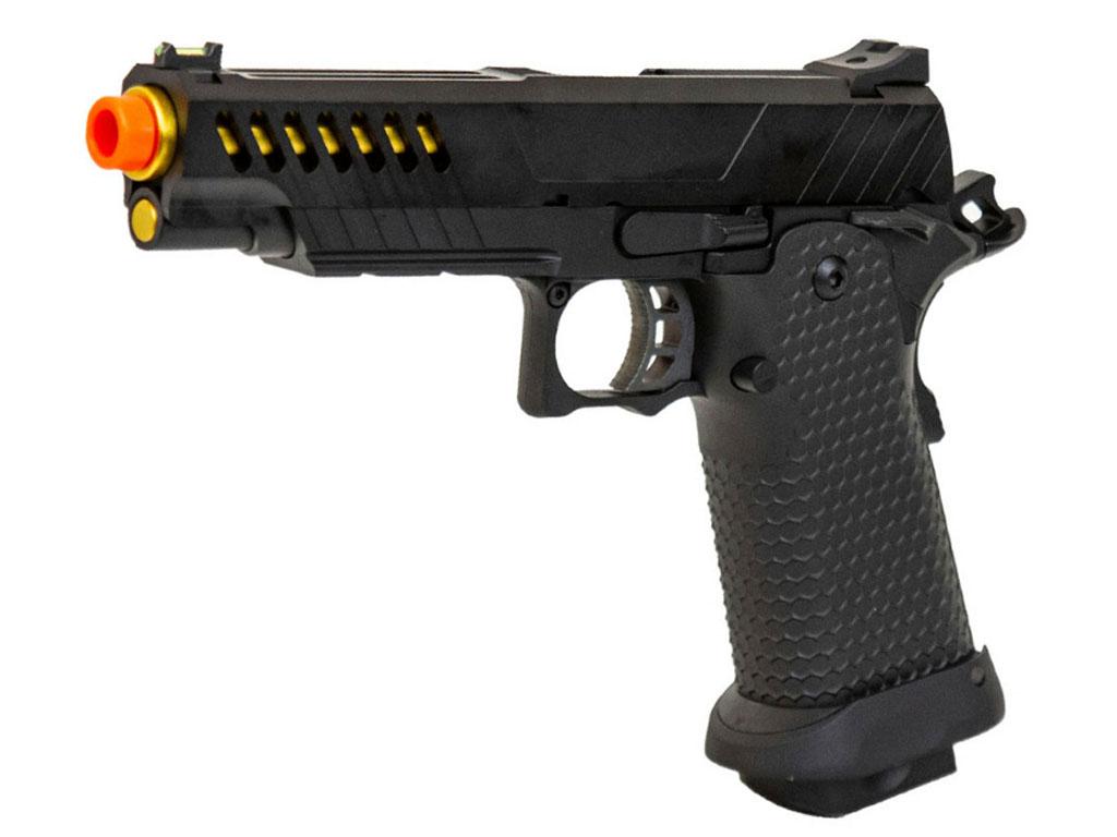 Gas BB Pistol JAG Arms GMX-2 Series - Gold