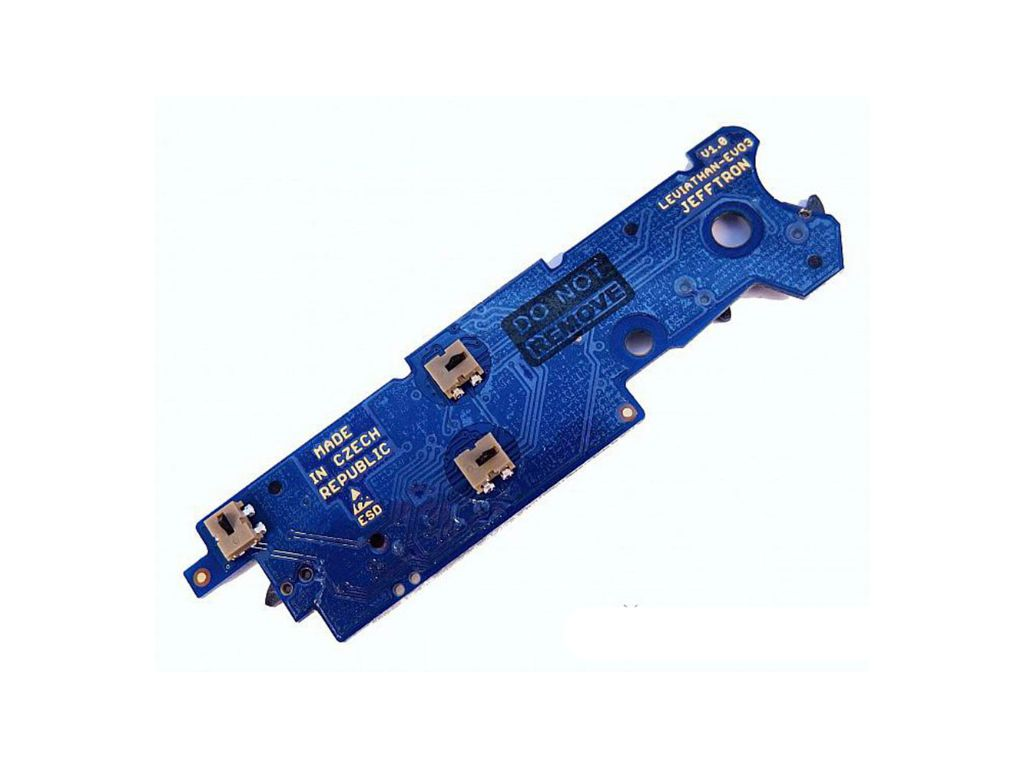 Leviathan JeffTron Airsoft Drop-In Programmable MOSFET Module