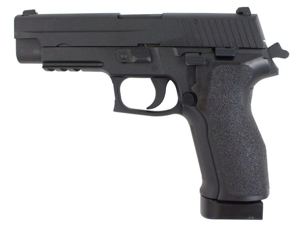 KJ Works KP-01 E2 CO2 Blowback Airsoft Pistol