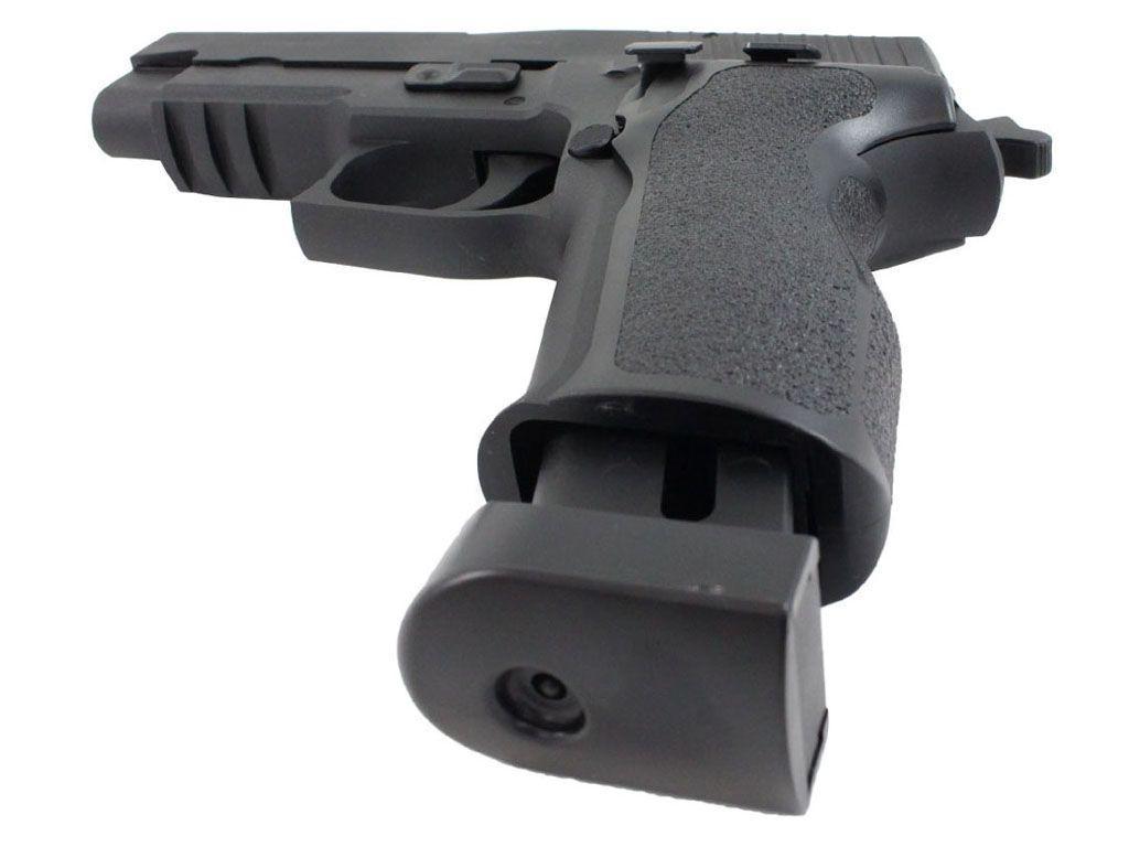KJ Works KP-01 E2 Blowback Airsoft gun