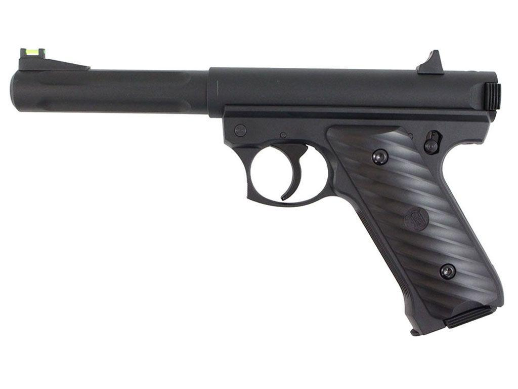 KJ Works MK2 6mm Airsoft Pistol CO2 NBB