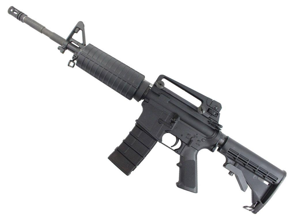 KJ Works M4-V3-C8 GBB Airsoft Rifle