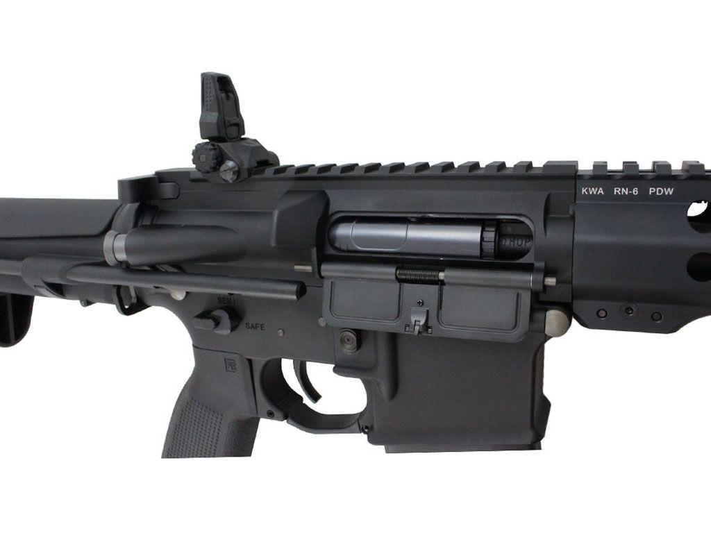 KWA VM4 Ronin 6 PDW 2.5 AEG NBB Airsoft Rifle