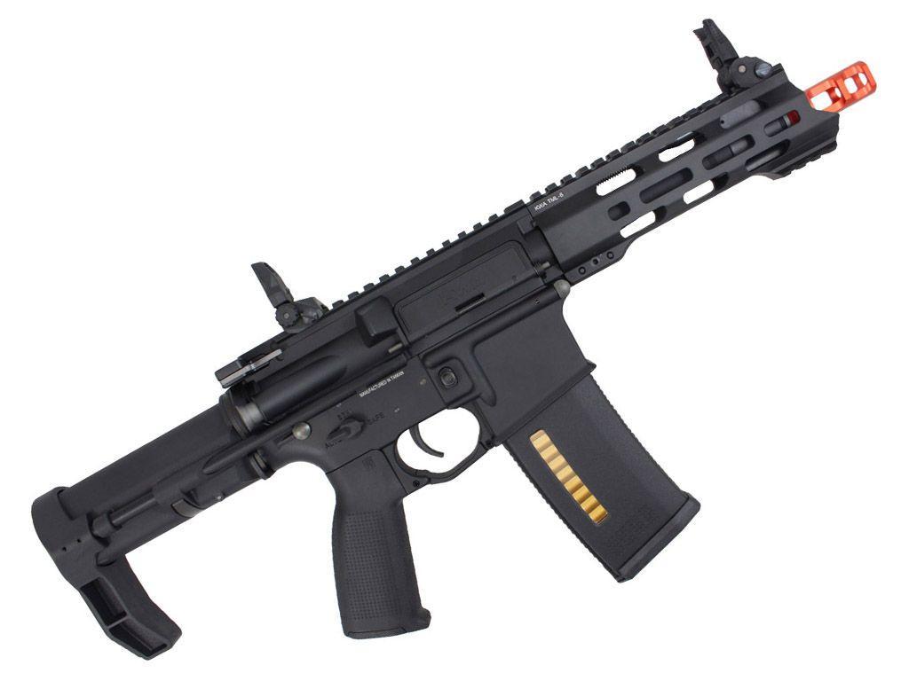 KWA VM4 Ronin T6 AEG 2.5 PDW Airsoft Rifle