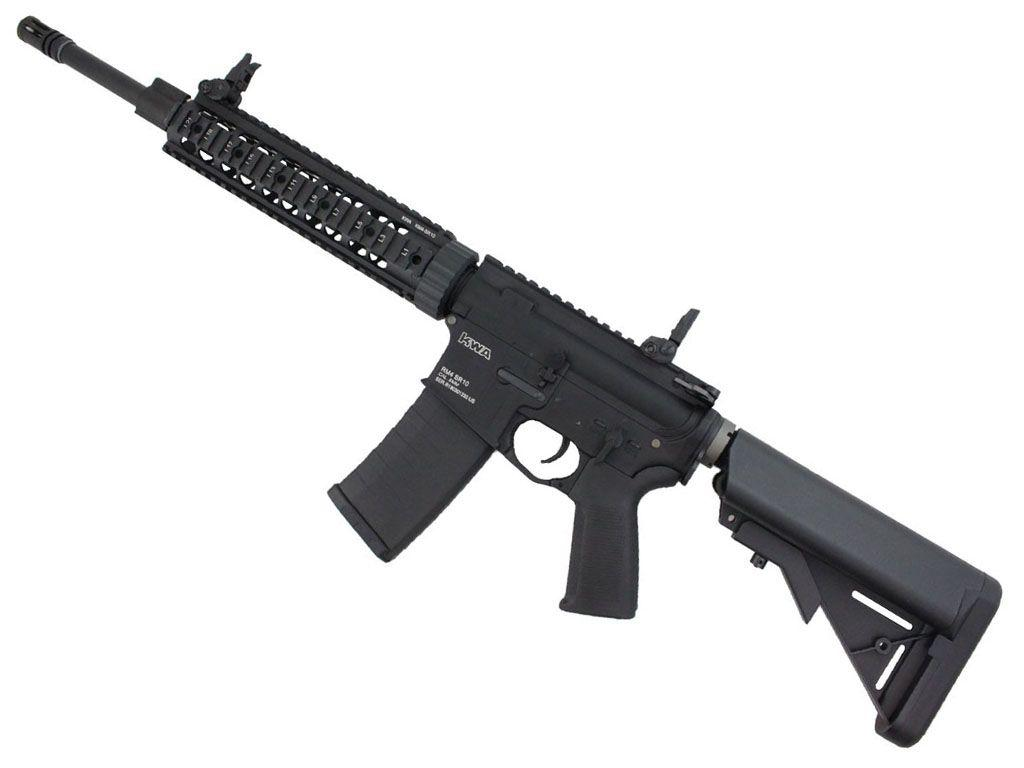 KWA RM4 SR10 AEG 3 Airsoft BB Rifle