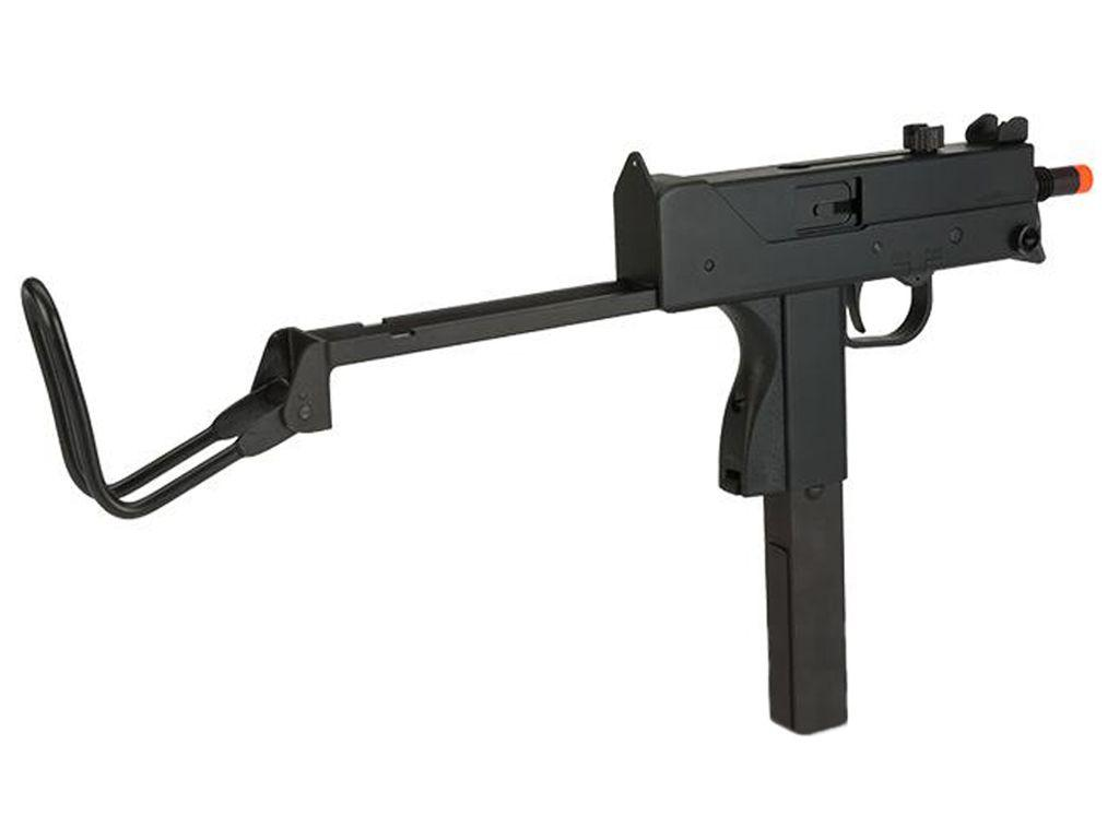 KWA M11A1 NS2 System Gas Blowback Sub-Machine Airsoft Gun